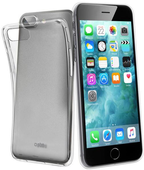 SBS Aero pouzdro pro iPhone 8/7 Plus, transparentní