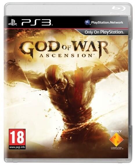 God of War Ascension (PS3)