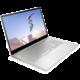 HP ENVY 17-ch0002nc, stříbrná