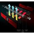 ADATA XPG SPECTRIX D80 8GB DDR4 3200, červená