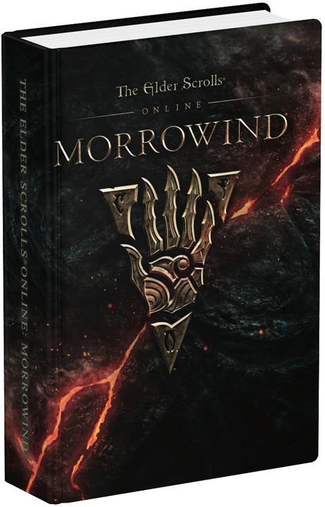 Oficiální průvodce The Elder Scrolls Online: Morrowind - Collectors Edition (EN)