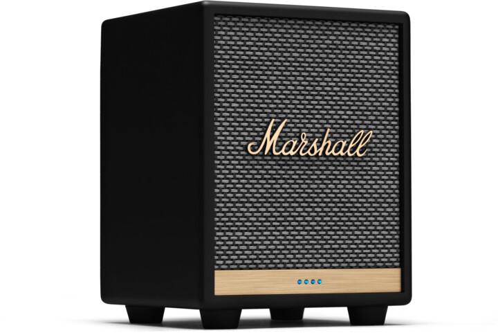 Marshall Uxbridge Voice Alexa, černá