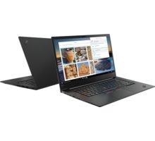 Lenovo ThinkPad X1 Extreme, černá