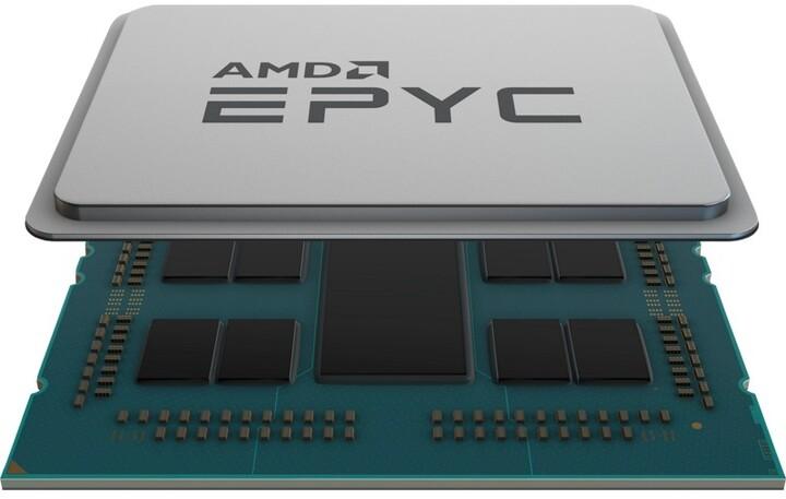 HPE AMD EPYC 7262, pro DL385 Gen10