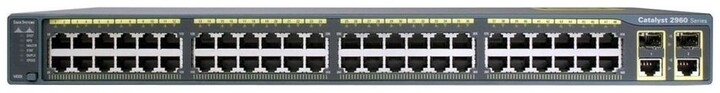 Cisco WS-C2960+48PST-S