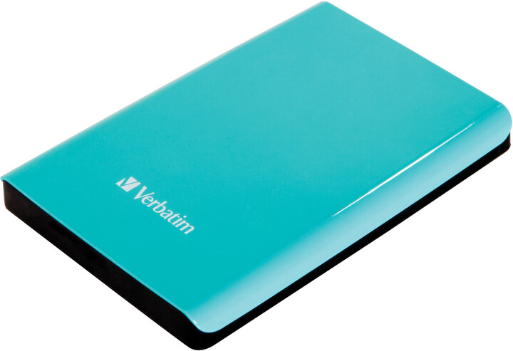 Verbatim Store'n'Go, USB 3.0 - 500GB, zelená