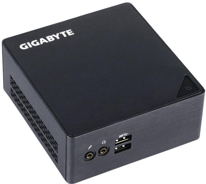 GIGABYTE BRIX BSi5HT-6200, černá