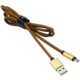 MIZOO USB/micro USB kabel X19, hnědý
