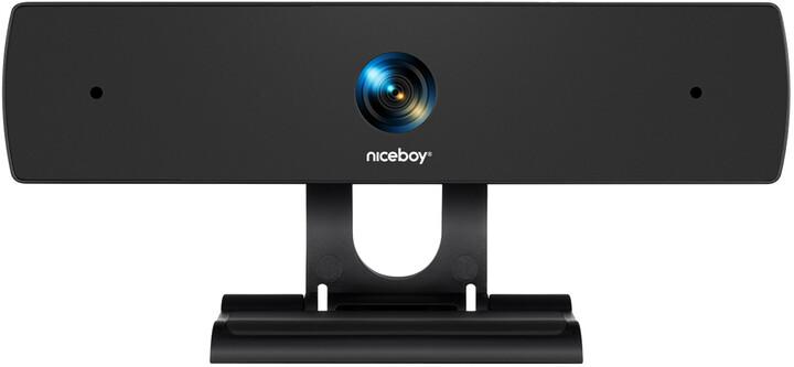 Niceboy Stream Pro, černá