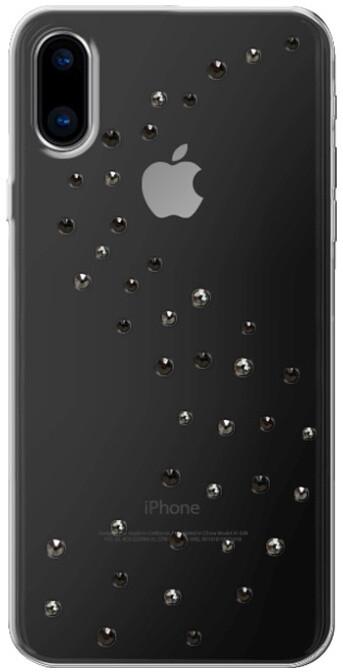 Bling My Thing Milky Way Starry Night zadní kryt pro Apple iPhone X, krystaly Swarovski®