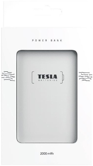 TESLA Powerbank 2000mAh