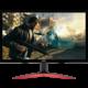 """Acer KG241Pbmidpx Gaming - LED monitor 24""""  + Voucher až na 3 měsíce HBO GO jako dárek (max 1 ks na objednávku)"""