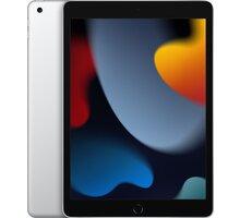 Apple iPad 2021, 64GB, Wi-Fi, Silver - MK2L3FD/A