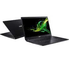 Acer Aspire 3 (A315-54K-59BQ), černá  + Garance bleskového servisu s Acerem + Servisní pohotovost – vylepšený servis PC a NTB ZDARMA + Elektronické předplatné deníku E15 v hodnotě 793 Kč na půl roku zdarma