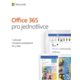 Microsoft Office 365 pro jednotlivce - pouze k PC  + kniha Excel 2019 v hodnotě 299,- Kč