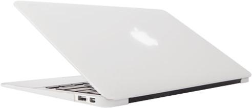 "Moshi iGlaze pro MacBook Air 11"", bílá"