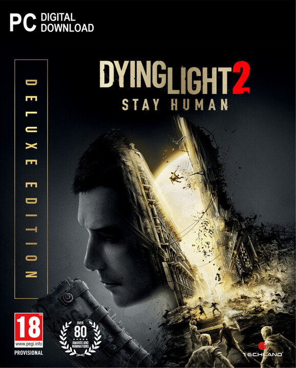 Dying Light 2: Stay Human - Deluxe Edition (PC)