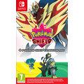 Pokémon Shield + Expansion pass (SWITCH)