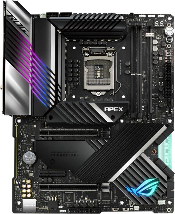 ASUS ROG MAXIMUS XIII APEX - Intel Z590