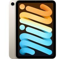 Apple iPad mini 2021, 64GB, Wi-Fi, Starlight - MK7P3FD/A