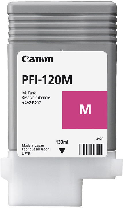 Canon PFI-120M, magenta