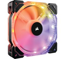 Corsair Air HD120 RGB LED High, 120mm, PWM