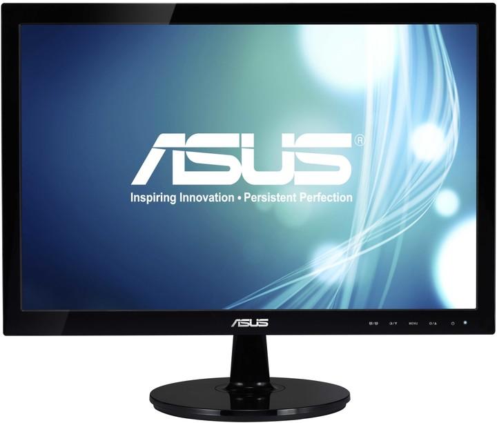 "ASUS VS197DE - LED monitor 19"""