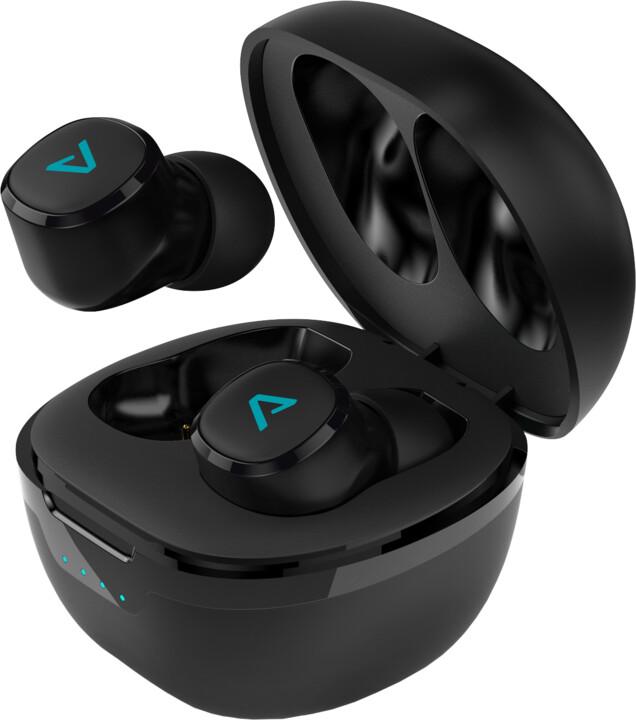 LAMAX Dots2 Wireless Charging, černá