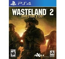 Wasteland 2: Director's Cut (PS4) - 4020628841706