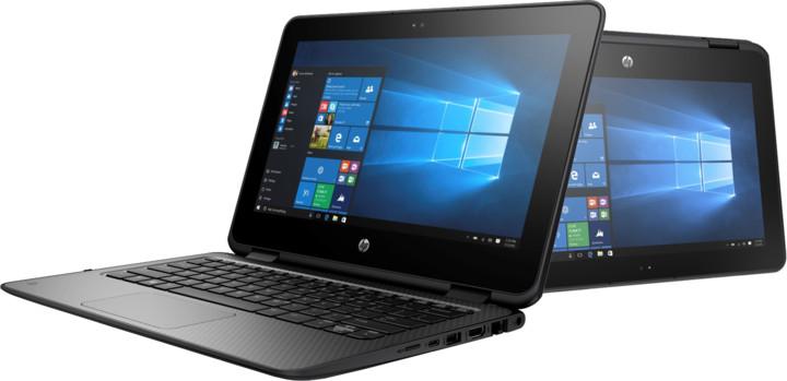 HP ProBook x360 11 G1, šedá