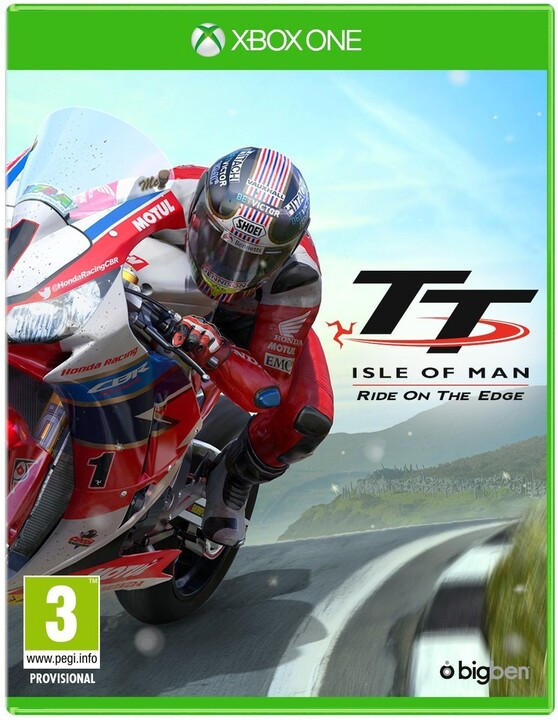 TT: Isle of Man (Xbox ONE)