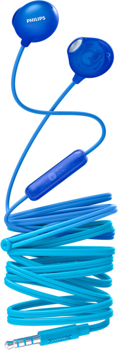 Philips SHE2305, modrá