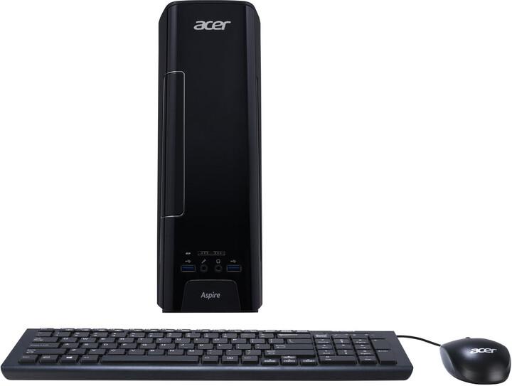Acer Aspire XC (AXC-230), černá