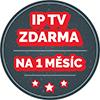 IP TV Standard na 1 měsíc v hodnotě 199,- zdarma k TP-linku (platné do 30.6.2018)