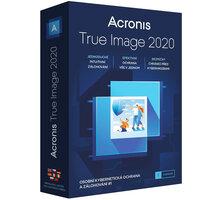 Acronis True Image 2020 CZ pro 5 PC - lic. krabicová - TI53L1LCZS
