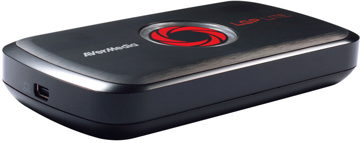 AVerMedia Live Gamer Portable Lite USB, nahrávací zařízení