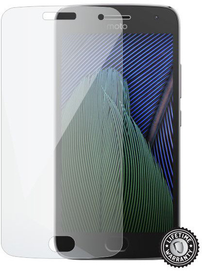 Screenshield Tempered Glass pro MOTOROLA Moto G5 PLUS XT1685