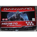 Gainward 9412-Bliss HD3870 512MB, PCI-E