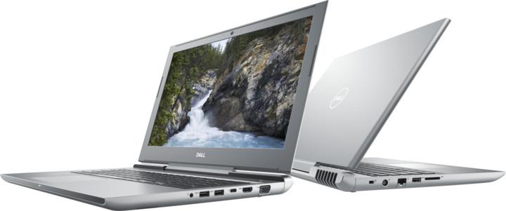 Dell Vostro 15 (7570), stříbrná