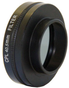 Apei Outdoor CPL Filter & Lens 40.5mm for GoPro 5/4/3+/3