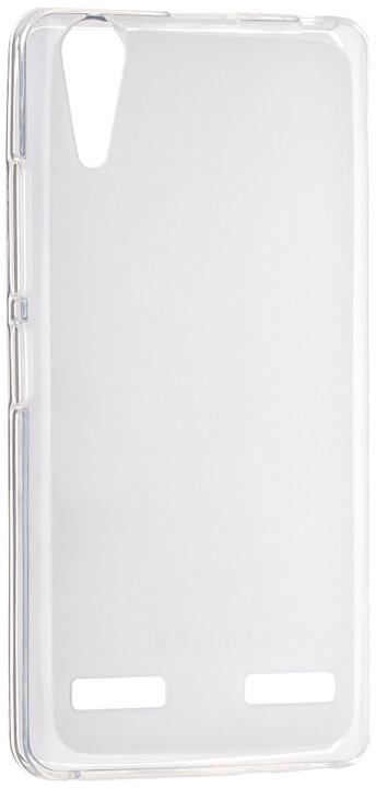 FIXED TPU gelové pouzdro pro Lenovo A6010, bezbarvá