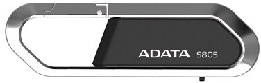 ADATA S805 8GB, šedá