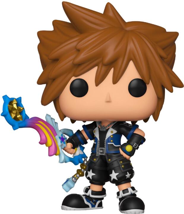 Figurka Funko POP! Kingdom Hearts 3 - Sora Drive Form