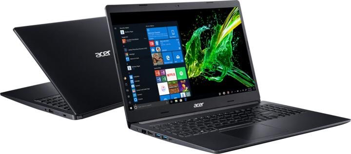 Acer Aspire 5 (A515-54G-55MX), černá