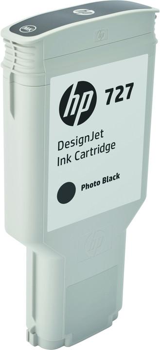 HP F9J79A no. 727 (300ml), photo black