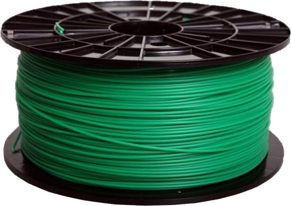 Plasty Mladeč tisková struna (filament), ABS, 1,75mm, 1kg, zelená