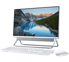Dell Inspiron 24 (5400) Touch, stříbrná - 5400-25326