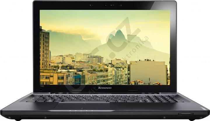 Lenovo IdeaPad Y580, Metal Gray