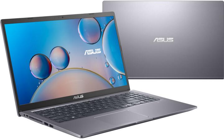 ASUS 15 X515EA, šedá