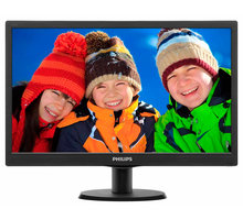 Philips 193V5LSB2 - LED monitor 19""